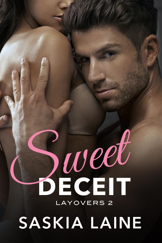 Sweet Deceit by Saskia Laine cover